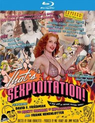 That's Sexploitation! Blu-ray porn movie from CAV.