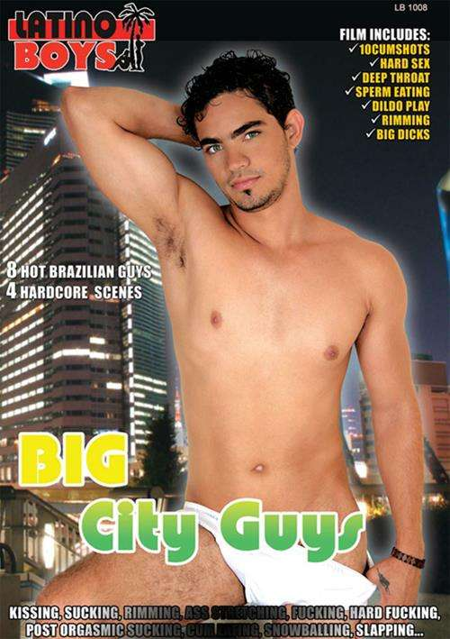 Big City Guys Boxcover
