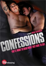 Confessions gay cinema streaming video from TLA Releasing.