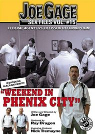 Joe Gage Sex Files 15: Weekend In Phenix City image