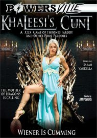 Khaleesi's Cunt Porn Video
