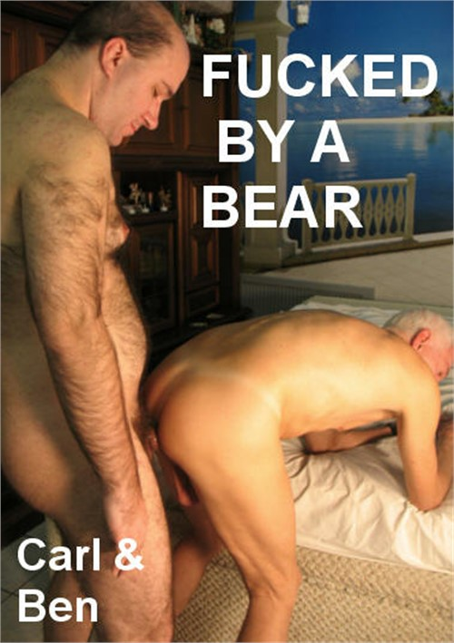 Fucked by a Bear Boxcover