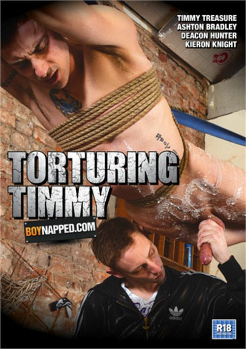 Timmy Boxcover