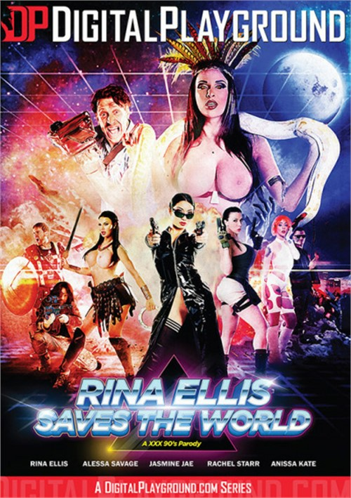 Rina Ellis Saves The World – A XXX 90's Parody