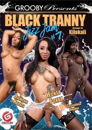 Black Tranny Jizz Jam #7 Porn Video