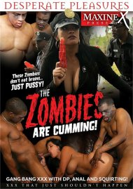 Zombies Are Cumming!, The Porn Video