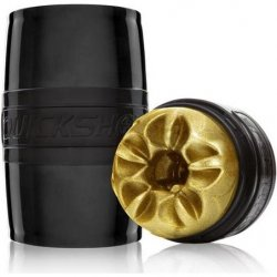 Fleshlight - Quickshot - Boost - Gold Sex Toy