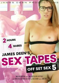 James Deen's Sex Tapes: Off Set Sex 5