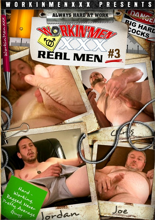 Real Men 3 Boxcover