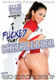 I Fucked That Cheerleader Porn Video