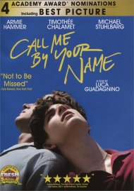 Call Me by Your Name gay cinema DVD from Sony Pictures Home Entertainment