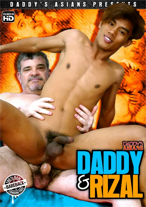 Daddy & Rizal Boxcover