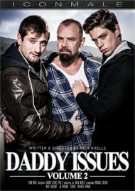 Daddy Issues Vol. 2 gay porn DVD from Icon Male