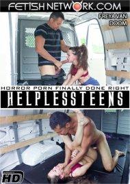 Helpless Teens: Freya Van Doom Porn Video
