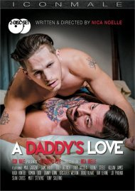 Daddy's Love, A gay porn DVD from Icon Male