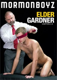Elder Gardner: Chapters 5-8 gay porn DVD from Mormon Boyz.
