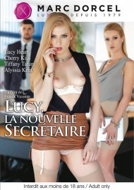 Lucy, The New Secretary (French) image