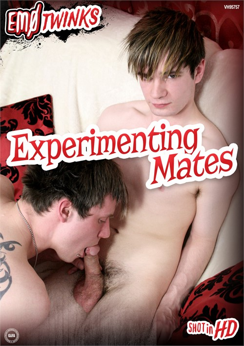 Experimenting Mates Boxcover