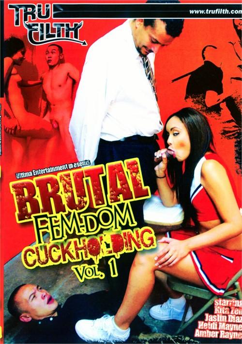Brutal Femdom Cuckholding Vol. 1