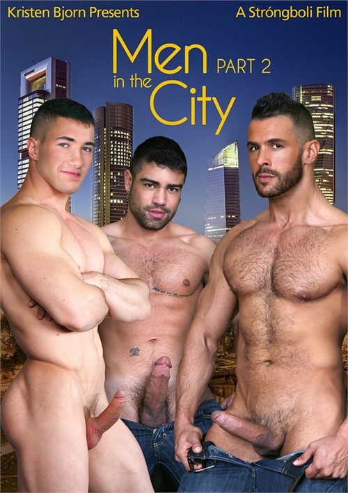 Men in the City Part 2 Boxcover