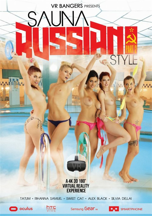 Sauna, Russia Style Part 2 Boxcover
