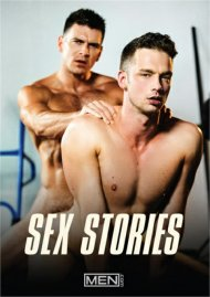 Sex Stories gay porn DVD from MEN.com