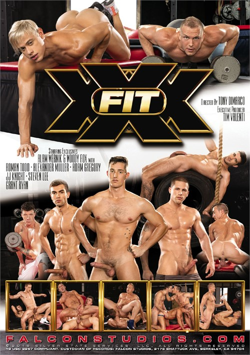 XXX Fit Cover Front
