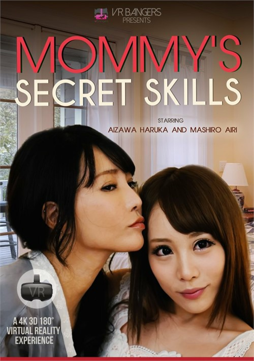 Mommy's Secret Skills Boxcover