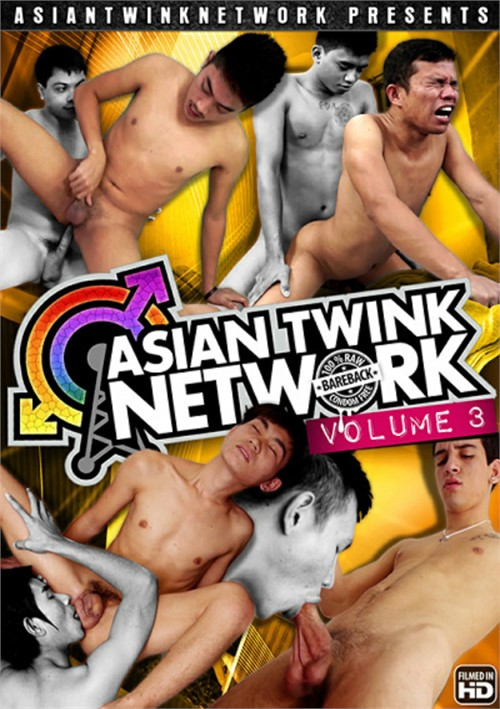 Asian Twink Network Vol. 3 Boxcover