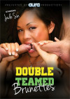 Double Teamed Brunettes Boxcover