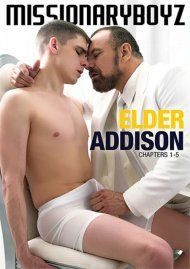 Elder Addison: Chapters 1-5 gay porn VOD from Missionary Boyz