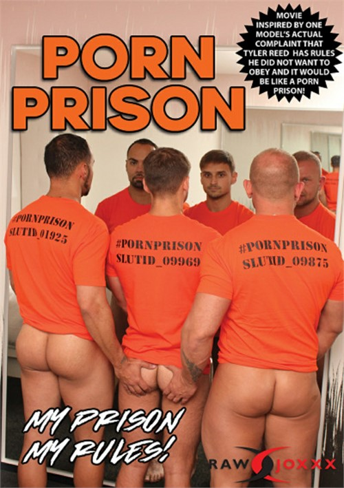 Porn Prison Boxcover