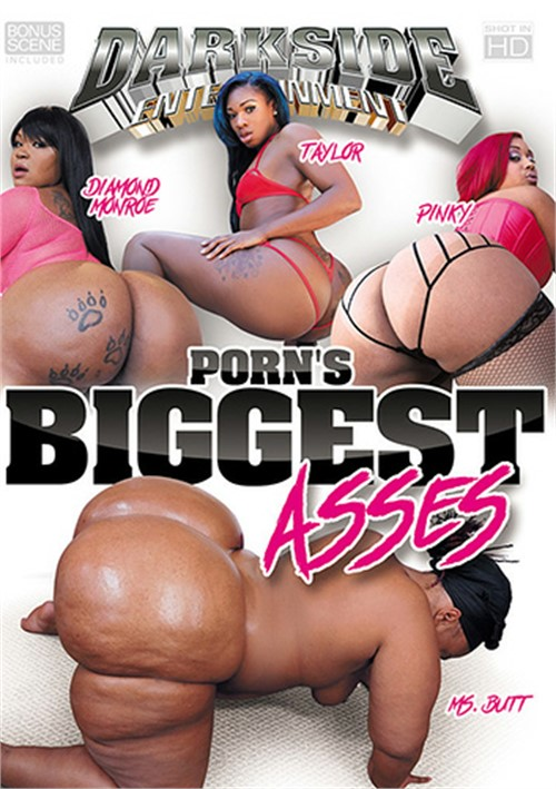 The biggest ass in porn