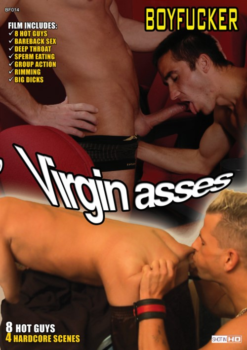 Virgin Asses Boxcover