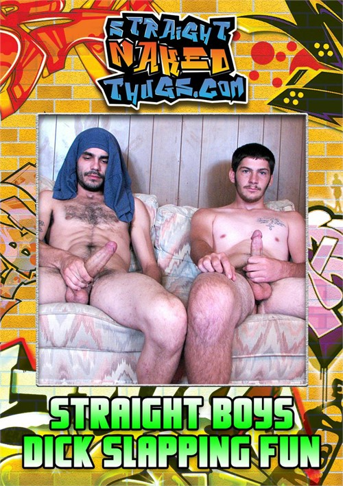 Straight Boys Dick Slapping Fun Boxcover