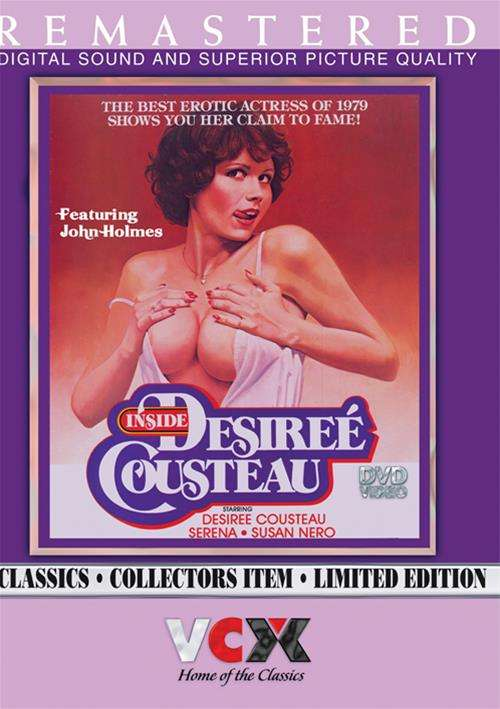 PATTI: Desiree cousteau porno movies