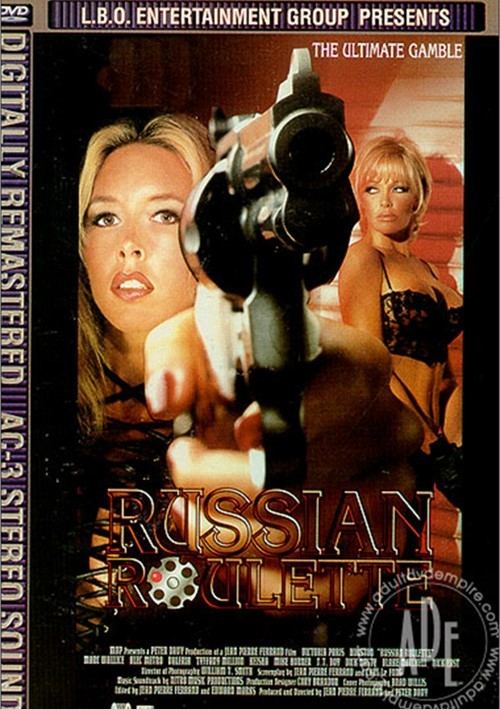 Russian Roulette 1995  Adult Dvd Empire-5455