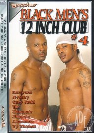 Black Mens 12 Inch Club #4 Porn Movie