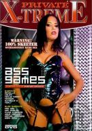 Ass Games Porn Movie