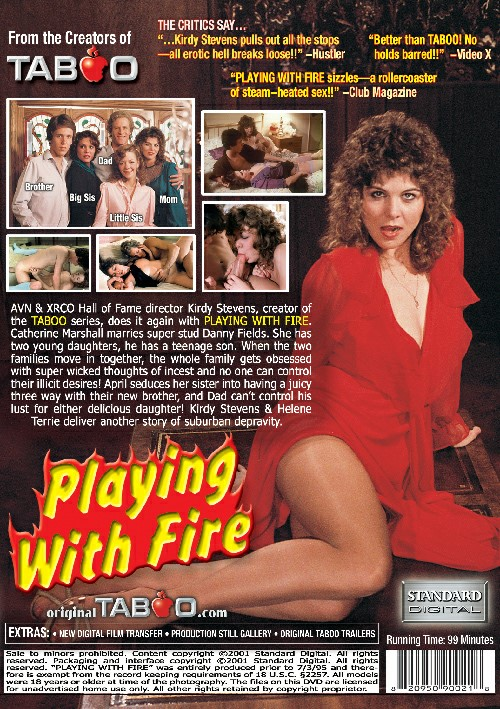 Playing with fire porn movie consider