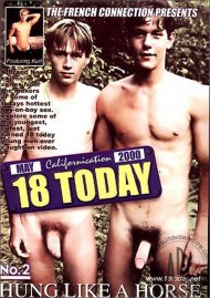 18 Today No. 2: Hung Like a Horse Porn Movie