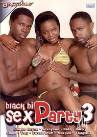 Black Bi Sex Party 3 Porn Video