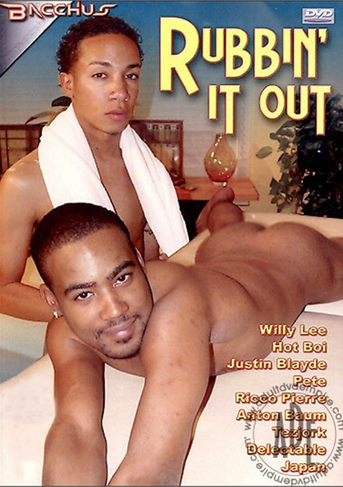 Rubbin' It Out Boxcover