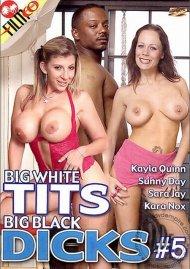 Big White Tits & Big Black Dicks #5