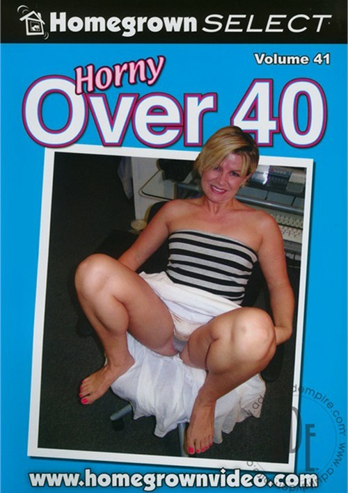 horny over 40