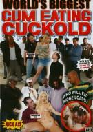 World's Biggest Cum Eating Cuckold Porn Video