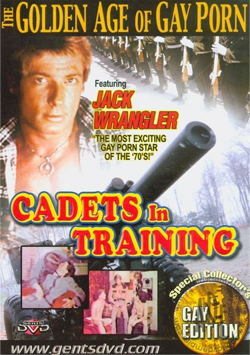 Golden Age Of Gay Porn, The: Cadets In Training Boxcover