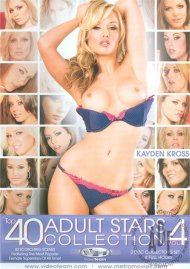 Top 40 Adult Stars Collection Vol. 4 Porn Video