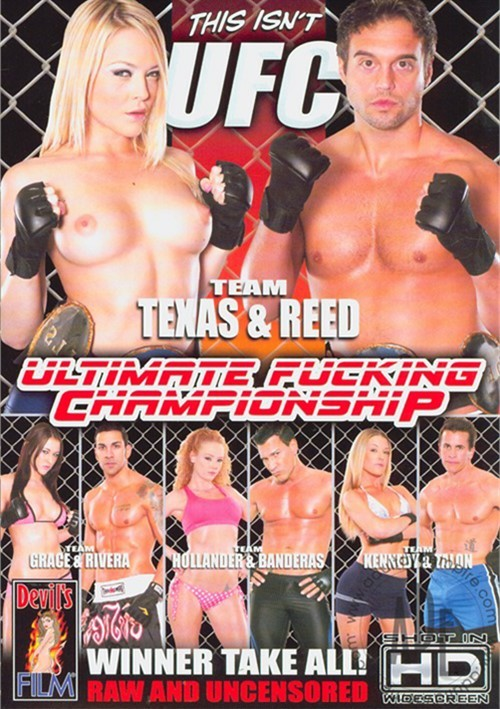 This Isnt UFC: Ultimate Fucking Championship