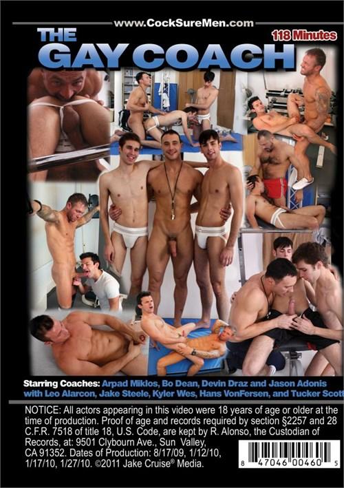 Gay movie the coach